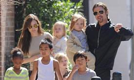 Angelina Jolie Photo 4 - Children - Celebrity Fun Facts