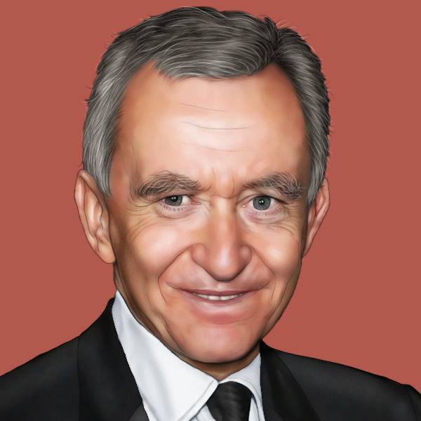 Bernard Arnault Biography