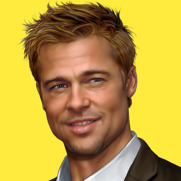 Brad Pitt Facts - Biography