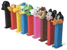 Pierre Omidyar Photo 5 - Pez Dispensers eBay - Celebrity Fun Facts