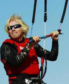 Richard Branson Photo 8 - Celebrity Fun Facts - Air