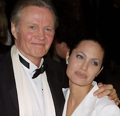 Angelina Jolie Photo 3 - John Voight - Celebrity Fun Facts