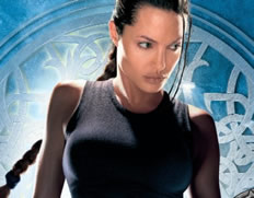 Angelina Jolie Photo 7 - Lara Croft - Celebrity Fun Facts