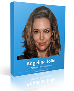 Angelina Jolie - Small - Celebrity Fun Facts