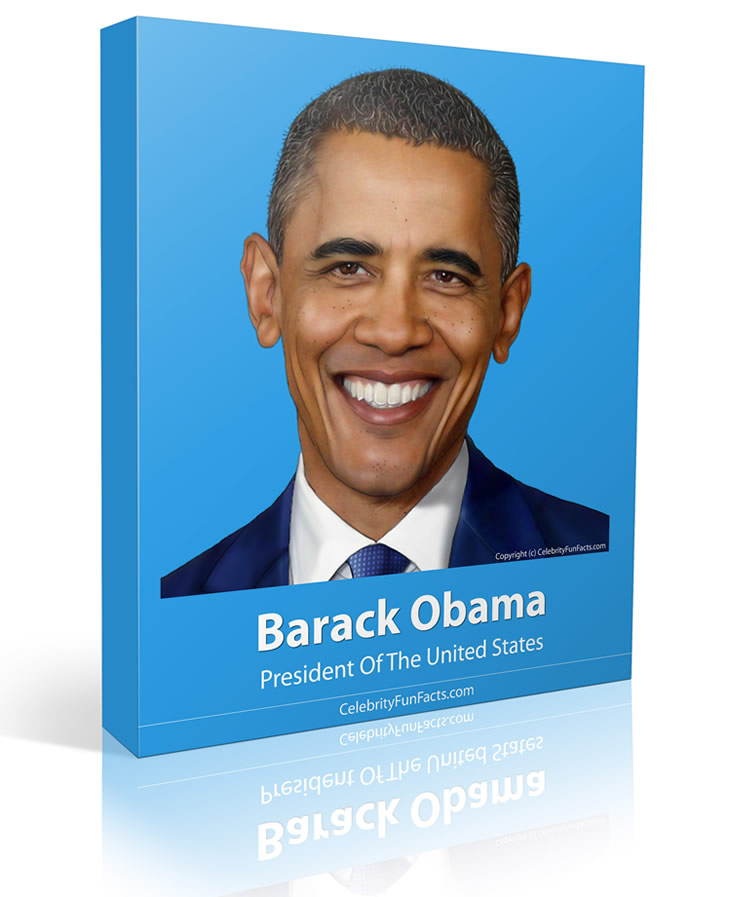 Barack Obama - Large - Celebrity Fun Facts
