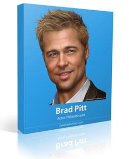 Brad Pitt - Small