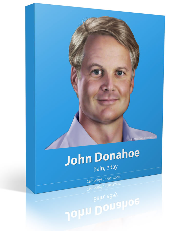 John Donahoe - Large - Celebrity Fun Facts