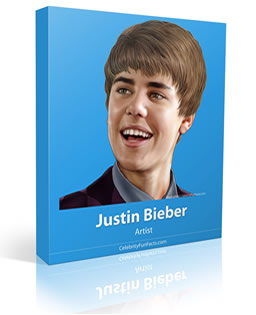 Justin Bieber - Small - Celebrity Fun Facts