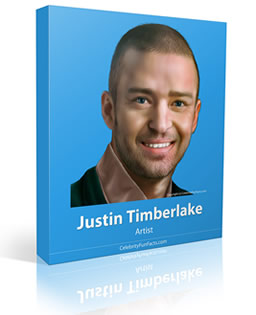 Justin Timberlake - Small - Celebrity Fun Facts