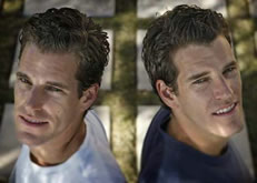 Mark Zuckerberg Photo 5 - Winklevoss twins - Celebrity Fun Facts