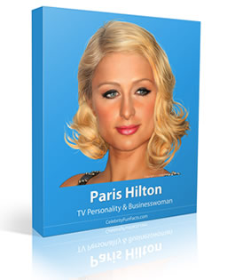Paris Hilton - Small - Celebrity Fun Facts