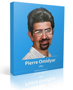 Pierre Omidyar - Small - Celebrity Fun Facts