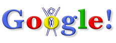 Sergey Brin Photo 10 - First Google Doodle - Celebrity Fun Facts