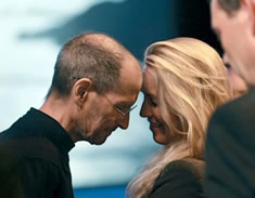 Steve Jobs Photo 11 - Laurene Powell - Celebrity Fun Facts